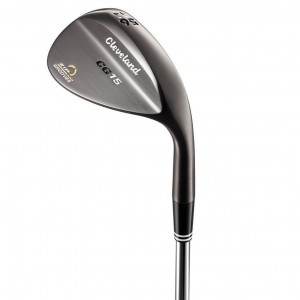 wedges golf cleveland black pearl